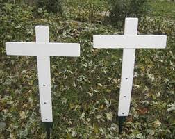 roadside crosses for sale roadside memorial etsy