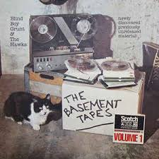 Bob Dylan Basement Tapes Vinyl by Blind Boy Grunt U0026 The Hawks 2 The Basement Tapes Volume 1