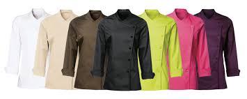 veste de cuisine professionnel veste de cuisine femme restez féminine dans la restauration