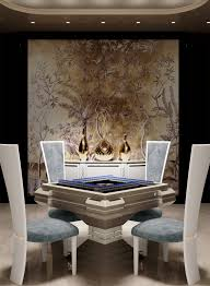 Mahjong Table Automatic by Luxury Automatic Mahjong Table Produced In Italy By Vismara Design