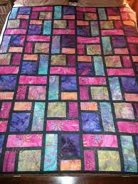 wedding gift quilt wedding gift stained glass quilt
