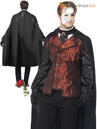 mens halloween masked vampire venetian masquerade ball fancy