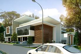 contemporary architects home design