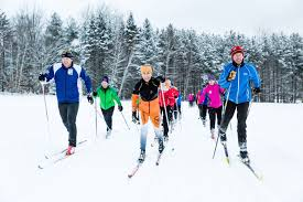 an ageless wonder of cross country skiing wsj