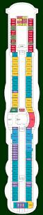 Explorer Of The Seas Floor Plan by Serenade Of The Seas Deck Plans