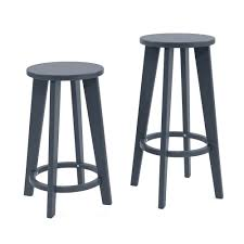 out door bar stools outdoor bar stool for the modern lollygagger loll designs outdoor