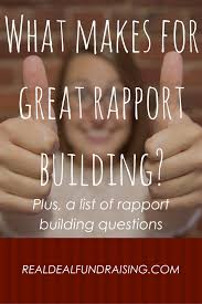 List Of Call Centers What Makes For Great Rapport Building Plus A List Of Rapport