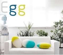 Modern Throw Pillows For Sofa Creative Easter Eggs Modern Decorative Throw Pillows