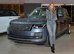 land rover london range rover reveal their newest luxury model at london design