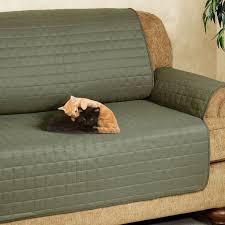 Microfiber Sofa Cover Cat Resistant Sofa Cover Centerfieldbar Com
