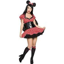 Minnie Mouse Womens Halloween Costume Costumes Italy Picture Detailed Picture Red Minnie
