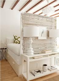 creer une chambre creer une chambre dans un studio idées décoration intérieure