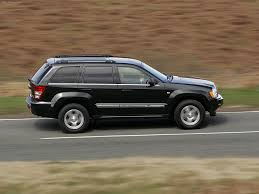 jeep grand cherokee uk 2007 picture 8 of 32
