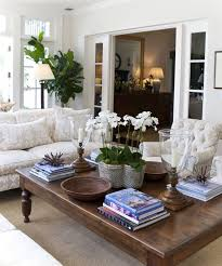 Decorating Coffee Table How To Decorate A Large Coffee Table Top 10 Tips For Coffee Table