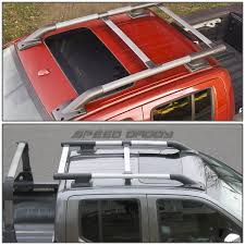 Rack For Nissan Frontier by For 05 17 Nissan Frontier 4door Oe Style Roof Rack Rail Crossbar