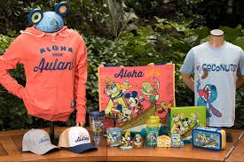 aulani releases new character experience merchandise collection