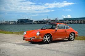porsche usa porsche 911t 1970 usa giełda klasyków