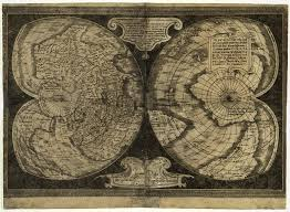 Mercator Map Definition World Map On Double Cordiform Projection World Digital Library