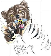 bear tattoo design ccf 00017 tattoojohnny com