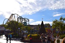 St Louis Six Flags Ticket Prices Six Flags Magic Mountain Update November 4th 2017 California