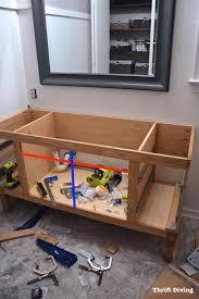 diy build kitchen cabinets making cabinet doors kapan date