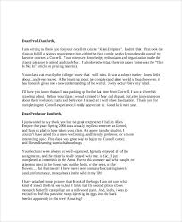 thank you letter sample to professor professional resumes sample