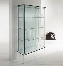 Curio Furniture Cabinet Glass Curio Cabinets Tempered Glass Curio Cabinet With 8 Halogen