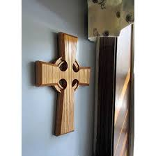 celtic cross wall hanging celtic cross wall hanging cross wall decor carved