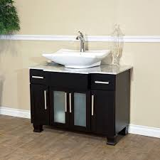 sink bowls on top of vanity bathroom vanity with vessel sink home interiors bowl faucet design