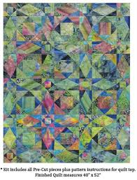 quick pieced quilt kits at everything quilts