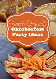 oktoberfest menus and recipes hosting a family friendly oktoberfest party this