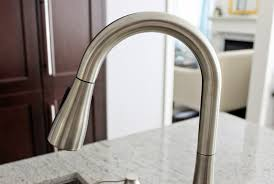 moen single kitchen faucet moen single handle kitchen faucet at base best kitchen