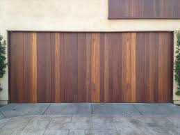 clopay wood garage doors modern wooden garage door remicooncom