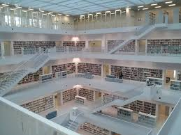 Stuttgart City Library 50 Most Beautiful Public Libraries In The World U2013 About Great Books