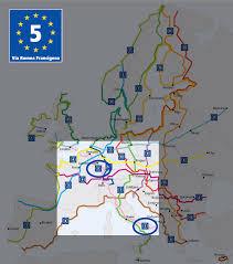 Follow The 2010 Tour De France In Bing Maps And Google Earth Bing by Eurovelo 5 U2013 Cyclingeurope Org