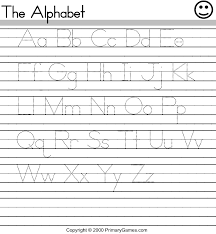 abc activity pages primarygames com free printable worksheets