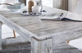 Wohnzimmertisch Und Esstisch In Einem Trendteam Et Esstisch Küchentisch Ausziehbar Pinie Weiß Shabby