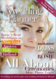 wedding planner magazine best wedding planner for weddings in italy and ireland