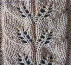cool knitting patterns work