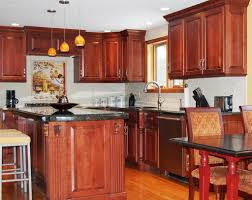 ideas for small kitchens in apartments great small kitchen design for apartment exposed classic wooden