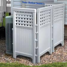 portable lattice fence home u0026 gardens geek
