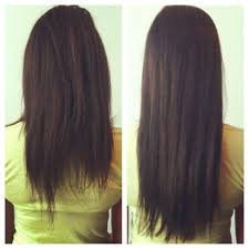 design lengths hair extensions sometimes clients don t want to cut their hair when it is uneven