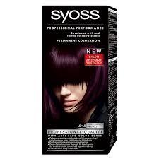 Shoo Syoss syoss boja za kosu 3 3 violet lilly drogerie prodavnica