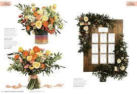 wedding flowers magazine wedding flowers magazine jan feb 2017 emily robbins
