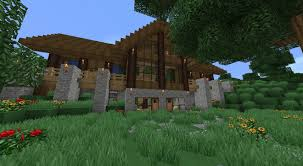 Cool House by Minecraft Survival House Minecraft Seeds Pc Xbox Pe Ps4