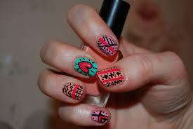 ancient aztec maya nails designs images page 7 of 8 nail art