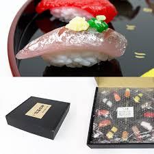 Weird Wall Clocks by Eigo Rakuten Global Market Sushi Food Samples Found In