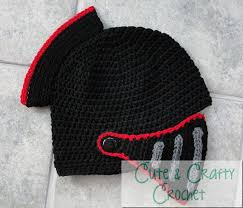 crochet pattern knight helmet free free crochet pattern for sir knight hat traitoro for
