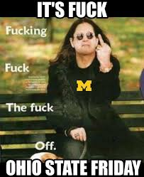 Fucked Friday Memes - 304 best michigan wolveriens images on pinterest michigan