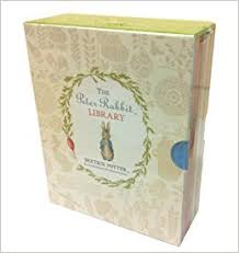 rabbit library rabbit library 10 book box set tale of the flopsy bunnies